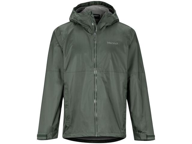 Marmot PreCip Eco Plus Jacket Herre crocodile